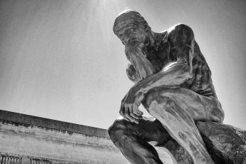 Knowledge - Rodin's The Thinker