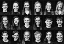 Creating Headshots and a Cast Photo